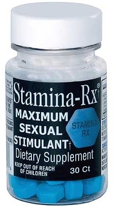 Stamina-Rx Hi-Tech Pharmaceuticals (30 таб)