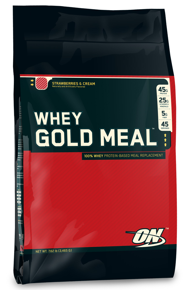 100% Whey Gold Standard (3630 гр)