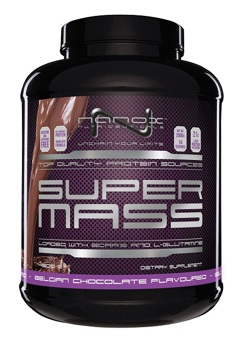 Super Mass Gainer NANOX (4500 gr)