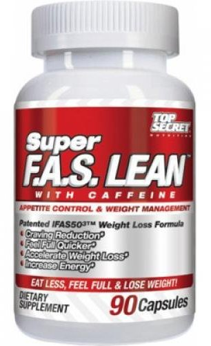 Super F.A.S. Lean Top Secret Nutrition (90 cap)