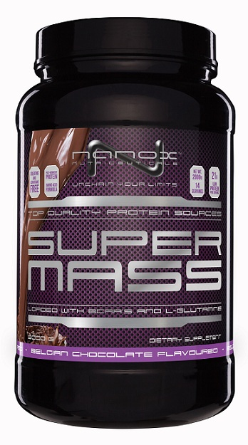 Super Mass Gainer NANOX (2000 gr)(EXP 05/2019)