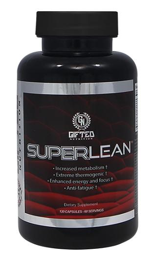 SuperLean Gifted Nutrition (120 кап)(годен до 06/2017)