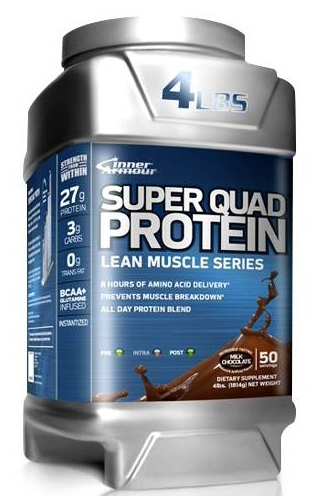Super Quad Protein Inner Armour (1814 гр)(годен до 28/05/2017)