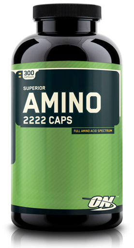 Superior Amino 2222 Caps (300 кап)