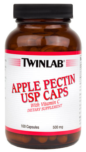 Apple Pectin USP Caps Twinlab (100 кап)