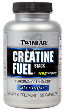 Creatine Fuel Stack (90 cap)