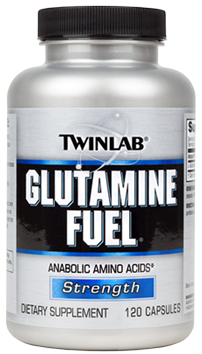 Glutamine Fuel Caps Twinlab (120 кап)