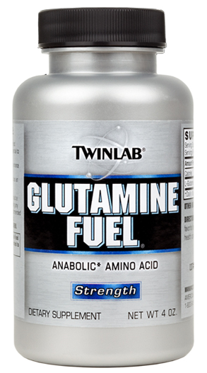 Glutamine Fuel Powder Twinlab (120 гр)