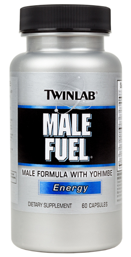 Male Fuel Twinlab (60 cap)