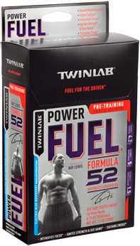 Power Fuel stick packs Twinlab (10 пак x 20 гр)