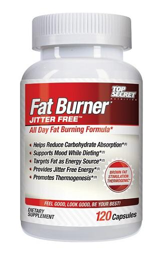 Fat Burner Top Secret Nutrition (120 кап)(годен до 04/2015)
