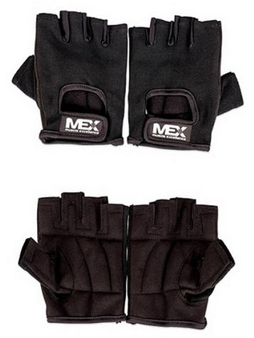 Перчатки Train Hard Gloves MEX Nutrition