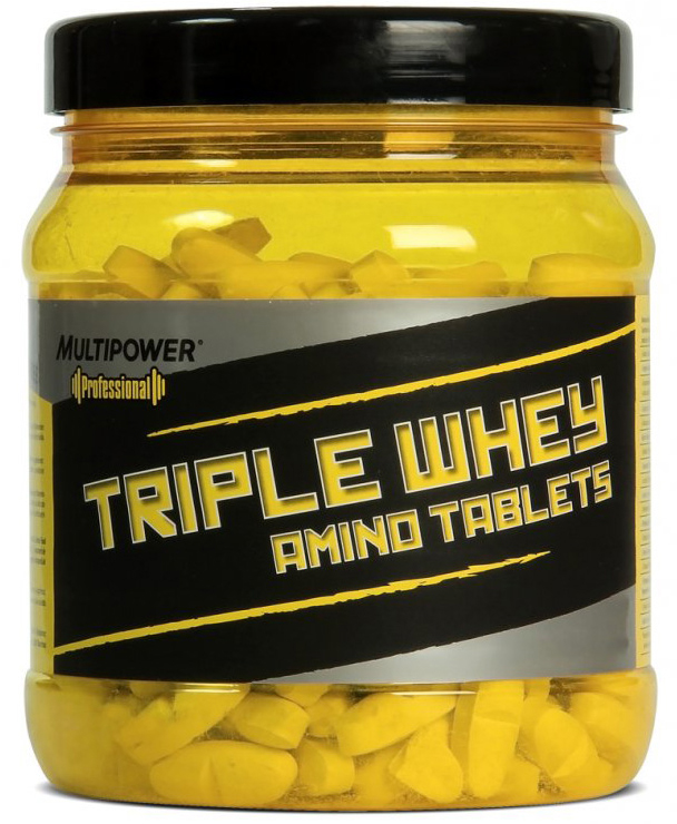 Triple Whey Amino Multipower (300 таб)
