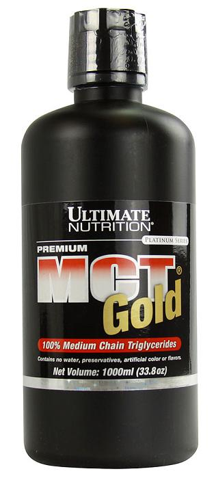 MCT Gold Ultimate Nutrition (1000 мл)(годен до 12/2018)