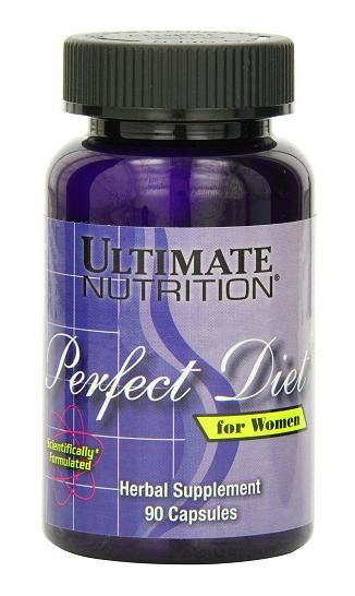 Perfect Diet for Woman Ultimate Nutrition (90 кап)