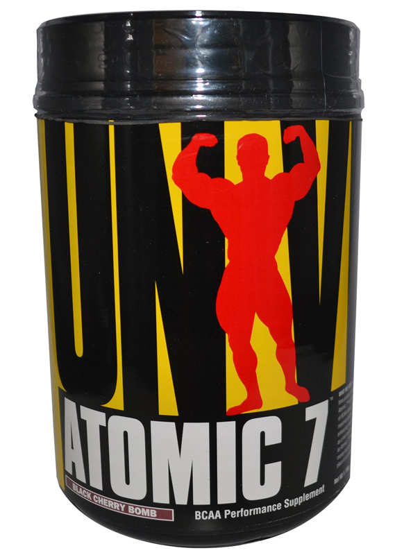 Atomic 7 Universal Nutrition (1-1,15 kg)