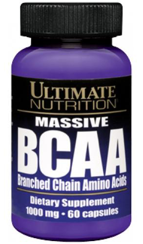 BCAA 1000 Ultimate (60 кап)(годен до 12/2018)