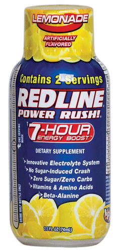 Redline Power Rush VPX (12 x 74 мл)