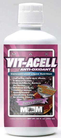 Vit-Acell Antioxidant Max Muscle (960 мл)