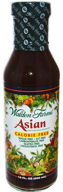 Asian Dressing Walden Farms (355 ml)
