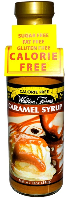 Caramel Syrup Walden Farms (355 ml)