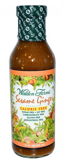 Sesame Ginger Walden Farms (355 ml)