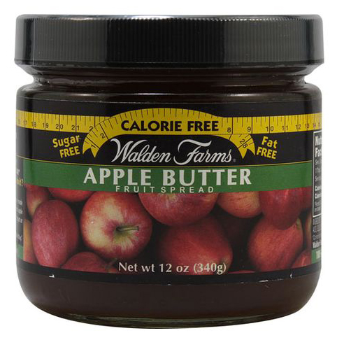 Apple Butter Fruit Spread Walden Farms (340 гр)(годен до 07/2017