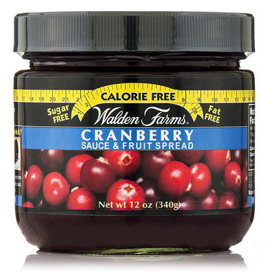 Cranberry Fruit Spread Walden Farms (340 g)
