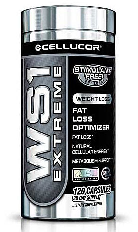 WS1 Extreme Cellucor (120 cap)
