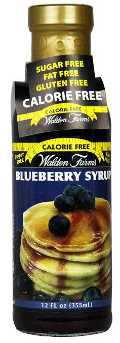 Blueberry Syrup Walden Farms (355 ml)