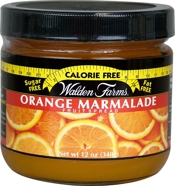 Orange Marmalade Walden Farms (340 гр)(годен до 29/06/2017)