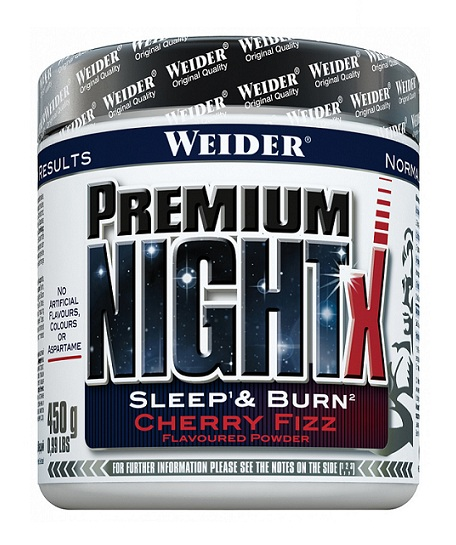 Premium Night X Weider (450 gr)