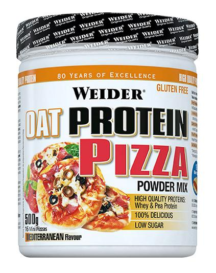 Oat Protein Pizza Powder Mix Weider (500 rр)