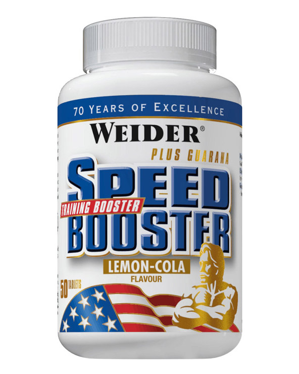 Speed Booster Weider (50 tab)