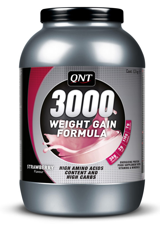 Weight Gain 3000 QNT (1,3 кг)