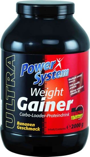 Weight Gainer Power System (2000 gr)