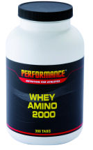 Whey Amino 2000 Performance (300 таб)