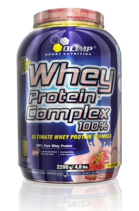 Whey Protein Complex 100% Olimp (2200 gr)