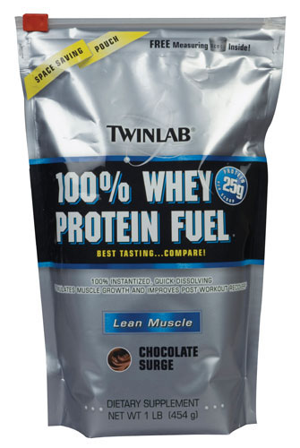100% Whey Protein Fuel (454 gr)