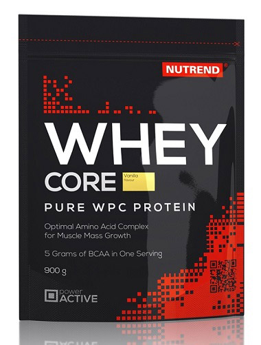 Whey Core Nutrend (900 гр)