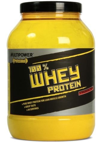 100% Whey Protein Multipower (2,25 кг)