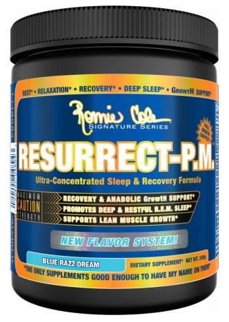 RESURRECT-P.M. New Flavor System Ronnie Coleman (200 гр)
