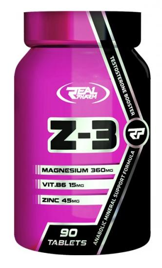 Z-3 Real Pharm (90 tab)