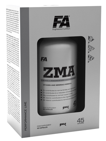 ZMA Fitness Authority (90 cap)