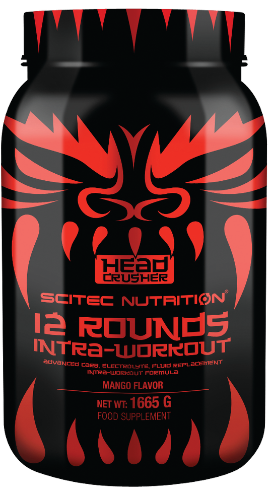 12 ROUNDS INTRA-WORKOUT SCITEC NUTRITION (1665 гр)