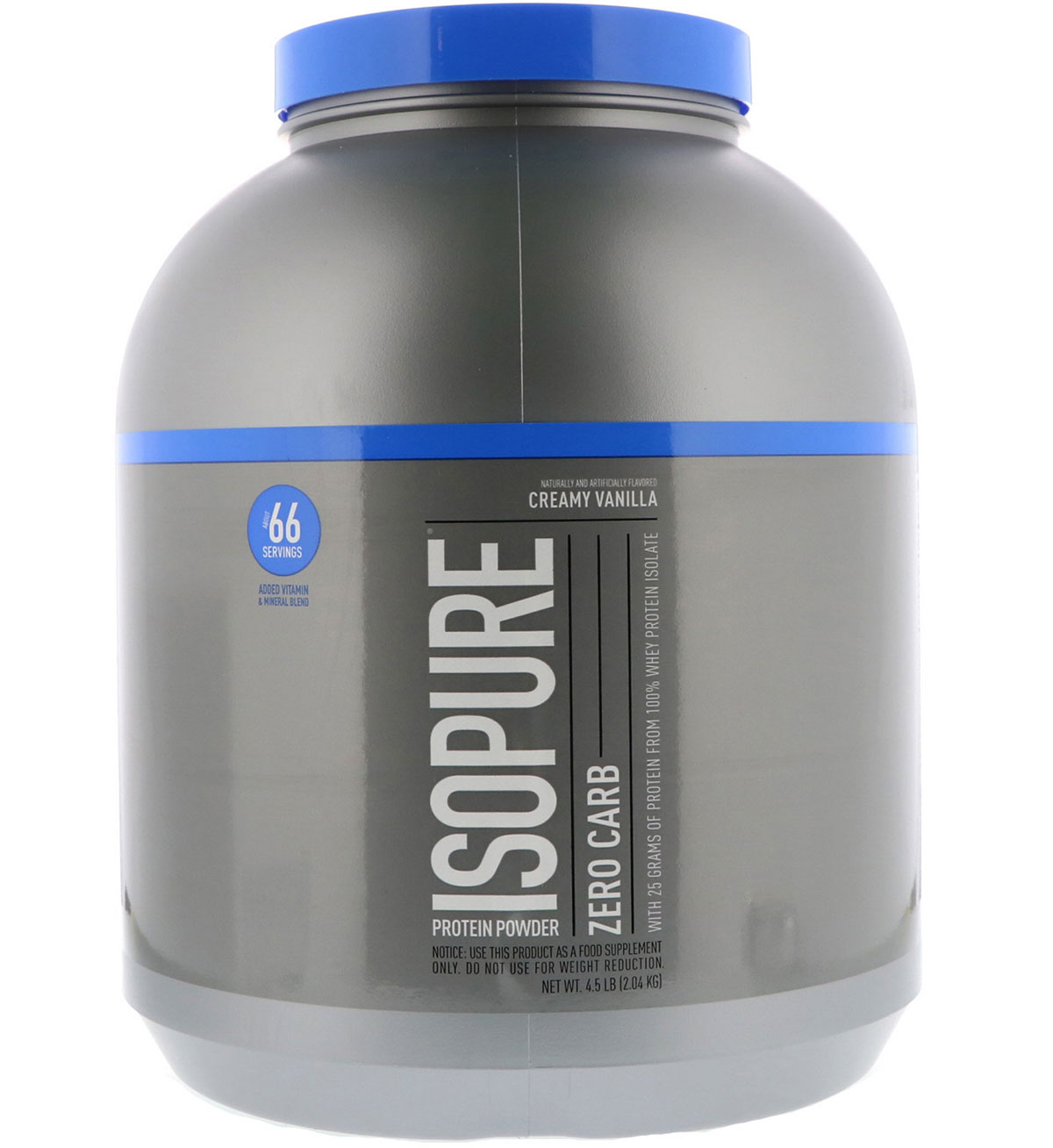 IsoPure Zero Carb Nature's Best (2000 gr)