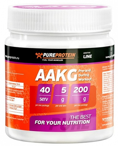 AAKG PureProtein (200 гр)