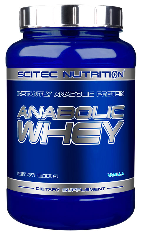 ANABOLIC WHEY SCITEC NUTRITION (2300 гр)