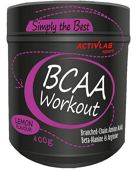 BCAA Workout ActivLab (400 гр)