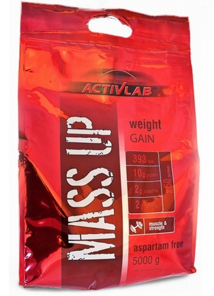 Mass Up ActivLab (5000 gr)